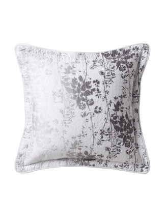FLORAL SQUARE CUSHION 41X41 CM