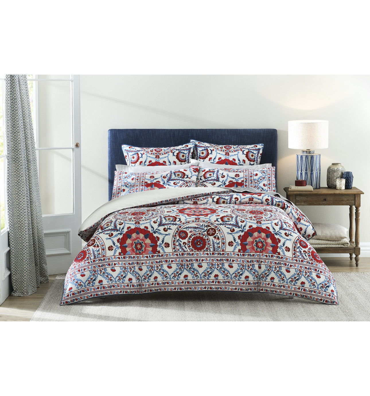 Anthos Double Bed Quilt Cover   David Jones : sanderson quilts - Adamdwight.com