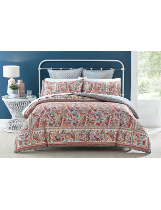 Berdine King Bed Quilt Cover