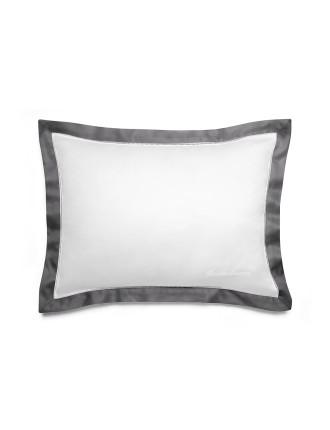 Langdon Charcoal Breakfast Cushion 30x40