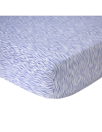 AIR KING BED FITTED SHEET 183X203cm