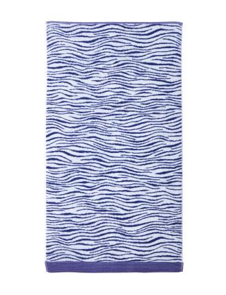 AIR JACQUARD HAND TOWEL 55 X 100 cm