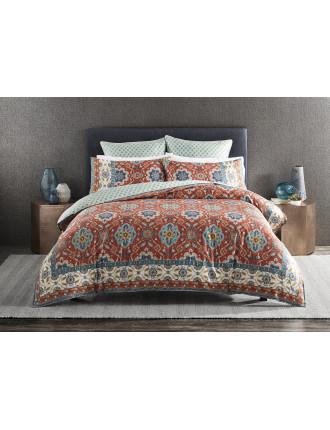 Burda Queen Bed Quilt Cover