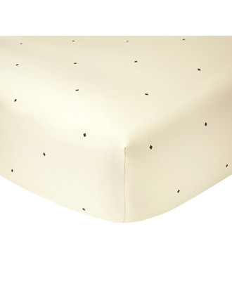 Parure Queen Bed Fitted Sheet 156x208cm