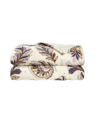 Parure Queen Bed Quilted Bedspread 230x250cm