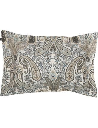 Key West Paisley Standard Pillowcase