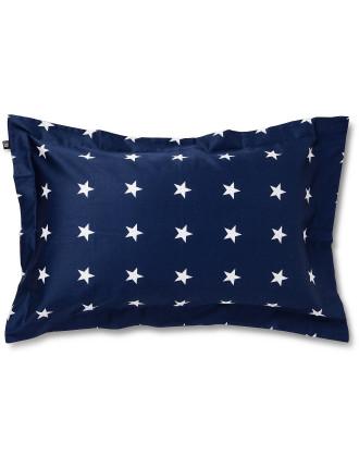 All Over Star Pillowcase Standard