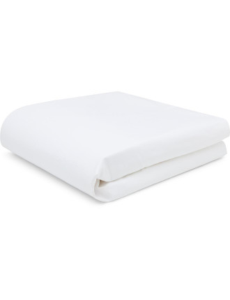 1200 Percale Fitted Sheet Single