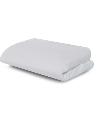 1200 Percale Fitted Sheet Double