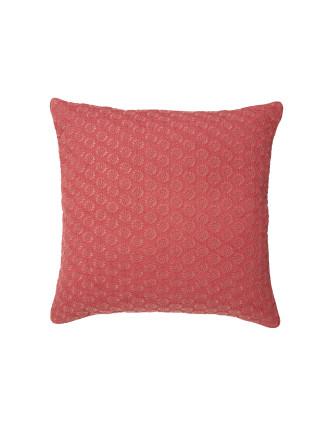 Milfiori Cushion Grege 45x45