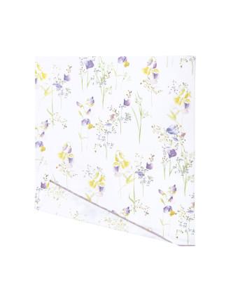 Senteur Single Bed Flat Sheet 180x295cm
