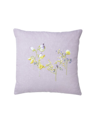 Senteur Cushion Embroided 45x45cm