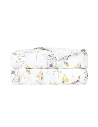Senteur King Bed Quilted Bedspread 275x260cm
