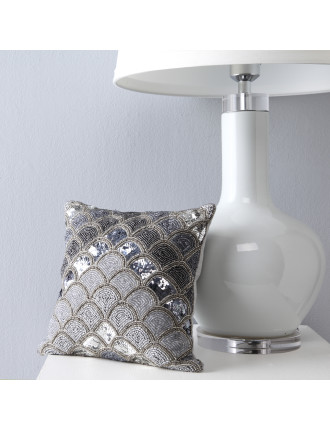MARTINE STERLING BOUTIQUE CUSHION