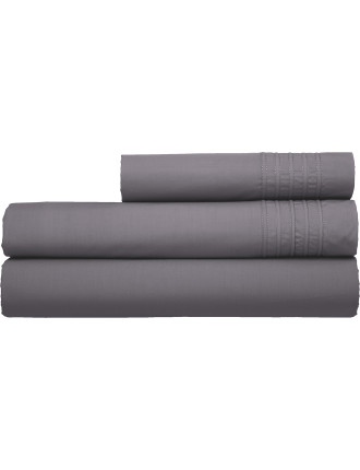 300 Thread Count Single Bed Sheet Set