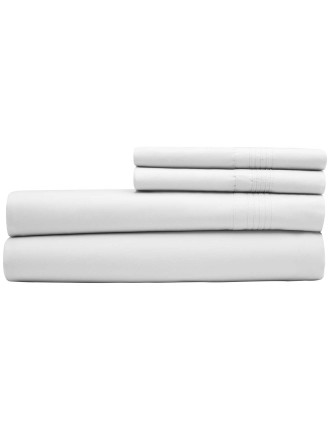 Egyptian Cotton Double Bed Sheet Set