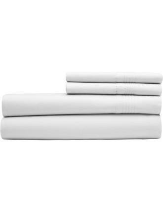 Egyptian Cotton King Bed Sheet Set