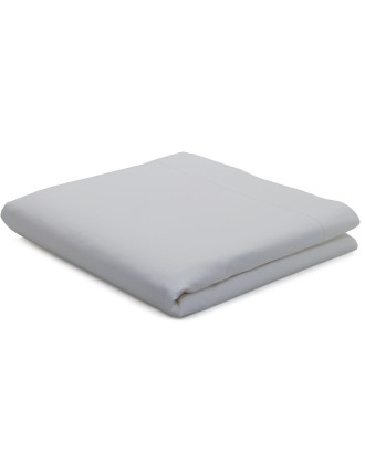1200 Percale Flat Sheet Queen Bed