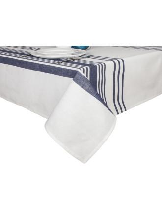 Clifton Woven Tablecloth 150x230cm