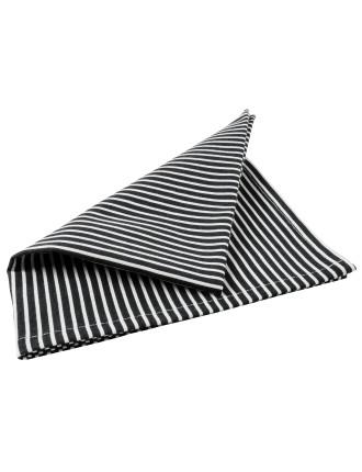 Stripe Napkin 4pk