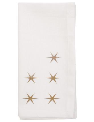 Starry Twinkle Napkin 4pk