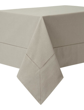 Hemstitch Tablecloth 150x230cm
