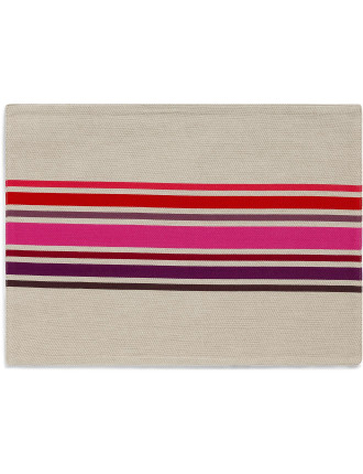 Cahors Stripe Placemat Set of 4