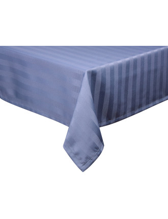 Paris Stripe Tablecloth 180x180cm