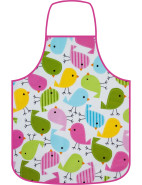 Kids Easy Wipe Apron $16.95