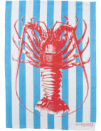 Linen Tea Towel - Crayfish $16.95