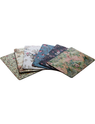 William Kilburn Placemats Set of 6