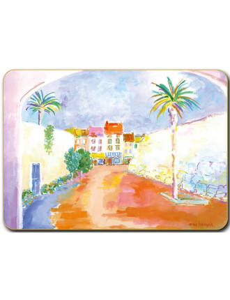 Cote D'Azure Placemats set of six