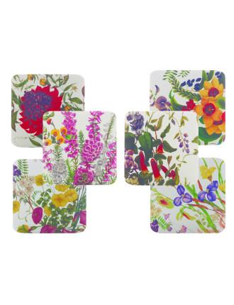 Euphemia Henderson Coaster Set Of 6 G