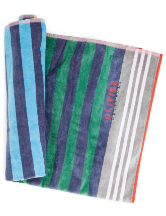Vallauris Jacq Beach Towel