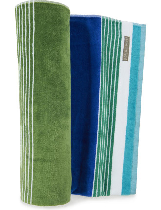 Santa Cruz Beach Towel
