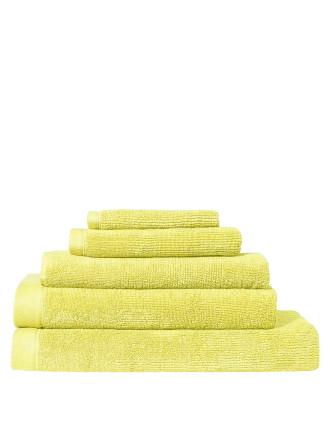 Corduroy Rib Bath Sheet