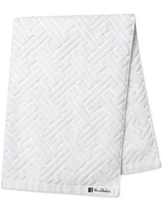 Chinese Key Hand Towel