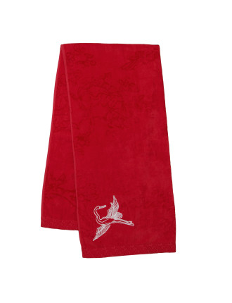 The Cranes Bath Towel