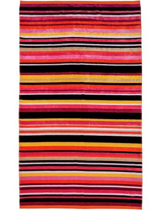 Sangria Beach Towel