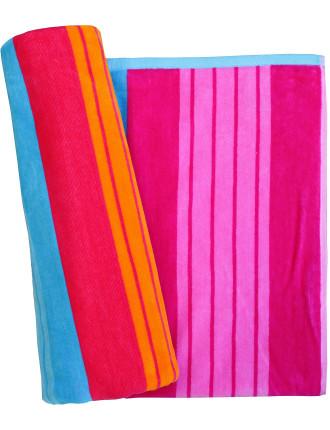 Berry Beach Towel