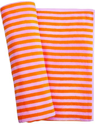 Ms Summer Beach Towel