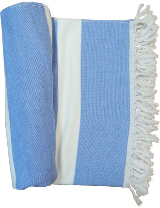Avalon Srtipe Beach Towel