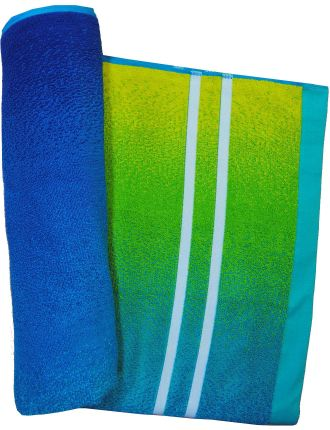 Paradise Ombre Beach Towel
