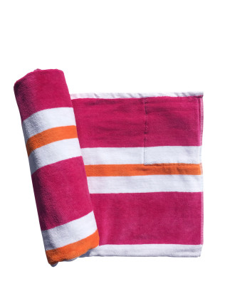 Charlie Kids Beach Towel