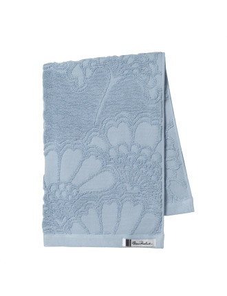 Japanese Floral Hand Towel