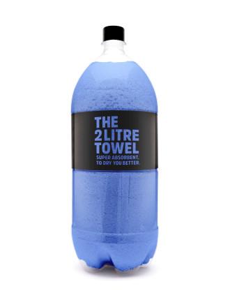 2L Towel In Bottle
