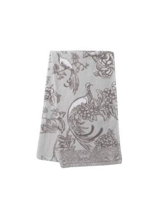 Birds Of Paradise Hand Towel