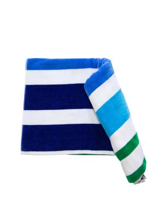 Party Mix Kids Beach Towel