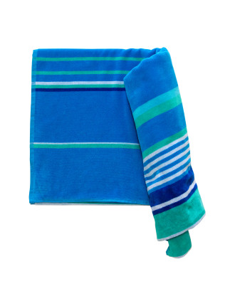 Toms Bay Beach Towel