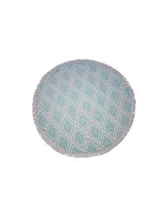 Point Clare Round Towel